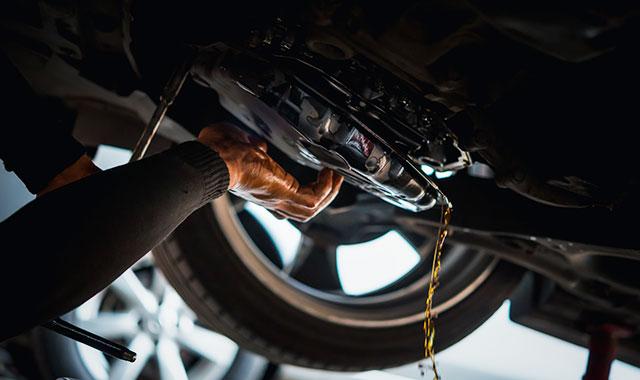 scrap car parts