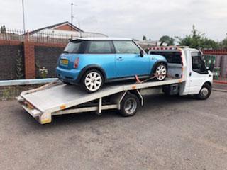 domestic car scrap